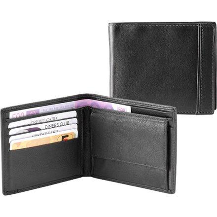 HJ de Rooy Heren portemonnee zwart HJ de Rooy 67581