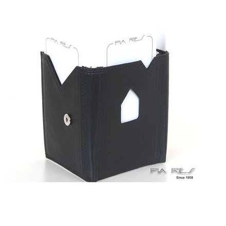 Pia Ries Heren portemonnee zwart Pia Ries 754,1