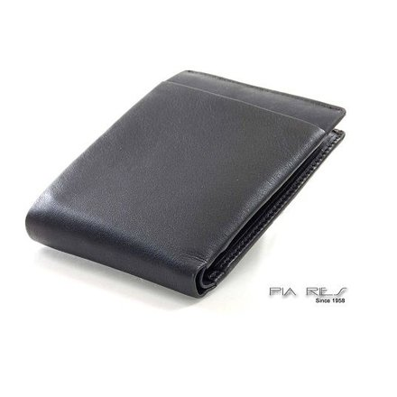 Pia Ries Heren portemonnee zwart Pia Ries 778
