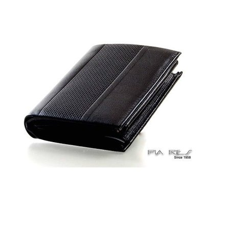 Pia Ries Heren portemonnee zwart Pia Ries 850