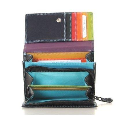 Pia Ries Dames portemonnee zwart Pia Ries 530
