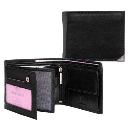 HJ de Rooy Heren portemonnee zwart HJ de Rooy 15521