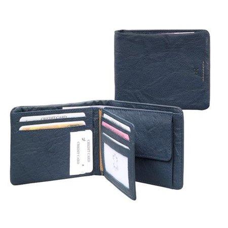 HJ de Rooy Heren portemonnee blauw HJ de Rooy 54509
