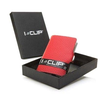 I-Clip Pasjeshouder rood I-Clip 13868