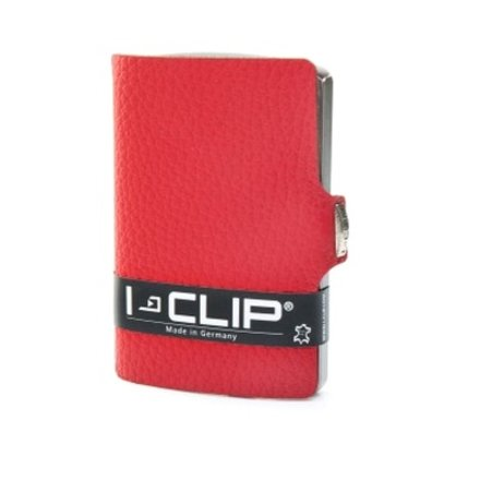 I-Clip Pasjeshouder rood I-Clip 13405