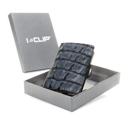 I-Clip Pasjeshouder caiman zwart I-Clip 13825