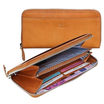 HJ de Rooy Dames portemonnee naturel HJ de Rooy 94182