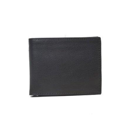 JBW Heren portemonnee zwart JBW 1.7526ZW