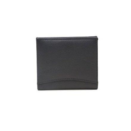JBW Heren portemonnee zwart JBW 1.7534ZW