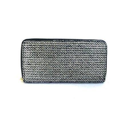 JBW Dames portemonnee zilver 7004