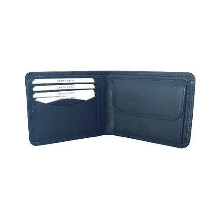 Burkely portemonnees Heren portemonnee zwart Burkely 5700