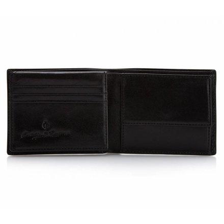 Castelijn & Beerens Heren portemonnee zwart Castelijn & Beerens 424190 ZW
