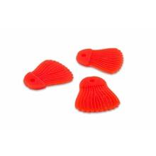 Fox Rage Predator Bait Fins Red X 25