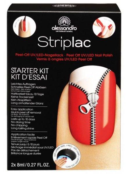 Alessandro Alessandro Striplac Starter Kit +1 Gratis Striplac
