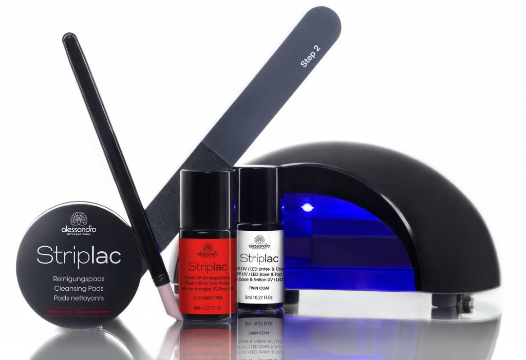 alessandro striplac starter kit monolith beauty lifestyle. Black Bedroom Furniture Sets. Home Design Ideas