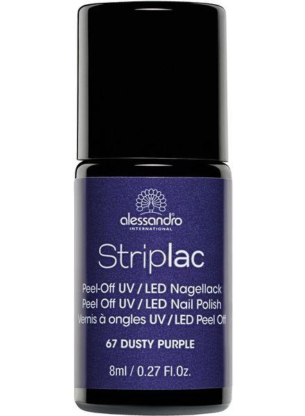 Alessandro alessandro international striplac Nummer 67 dusty purple