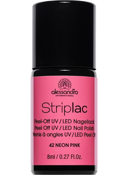Alessandro alessandro international striplac number 42 neon pink
