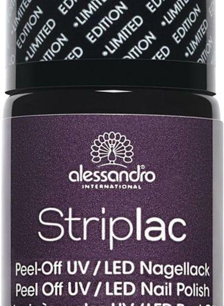 Alessandro alessandro international striplac dark violet 2007