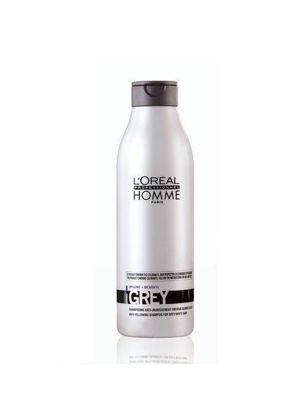 L'Oréal Loreal Homme Grey Shampoo 250ml