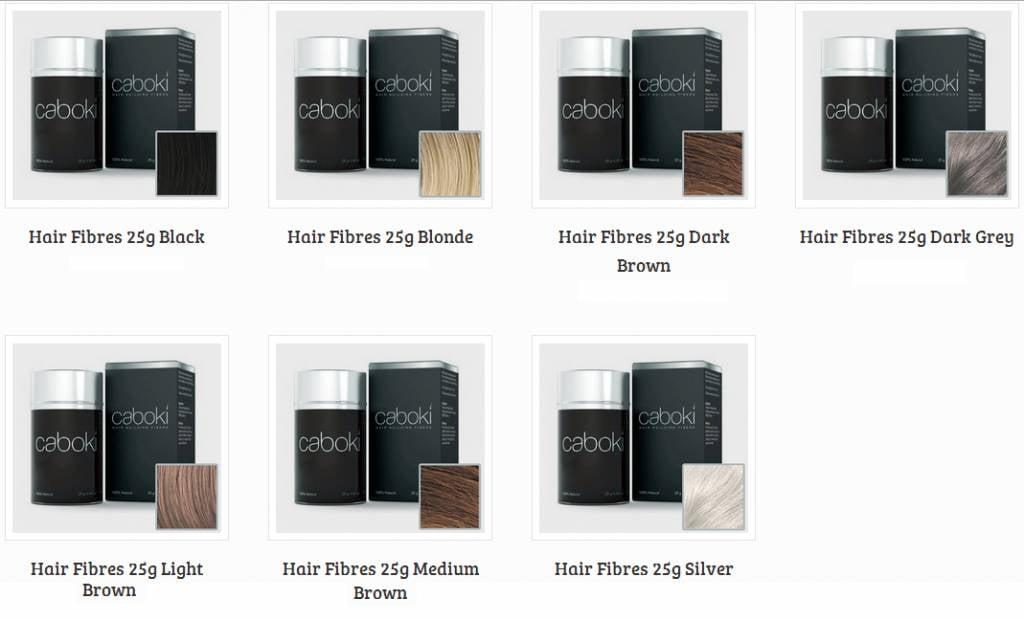 caboki cheveux fibre dans la perte de cheveux monolith. Black Bedroom Furniture Sets. Home Design Ideas
