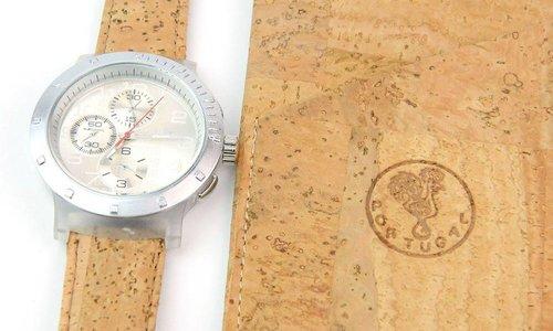 Uhren aus Kork