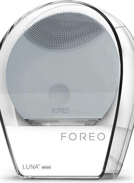 Foreo Foreo LUNA mini facial cleaning brush - Cool Gray