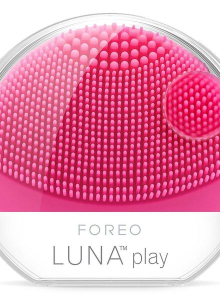 Foreo FOREO LUNA play Reinigungsbürste - Fuchsia