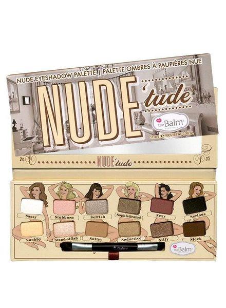 TheBalm thebalm NUDE 'tude Nude Eyeshadow Palette