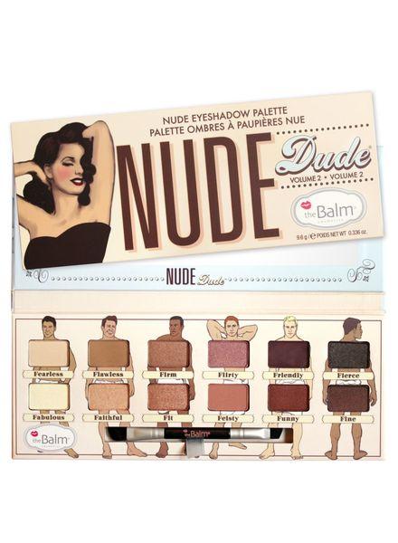 TheBalm thebalm Nude Dude Nude Eyeshadow Palette
