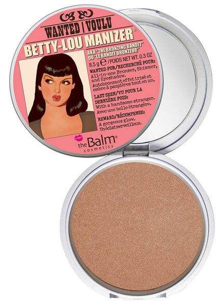 TheBalm TheBalm Betty-Lou Manizer® Highlighter Bronzer