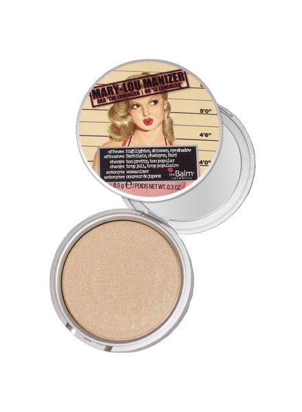 TheBalm Mary-Lou Manizer® Highlighter, Shadow & Shimmer