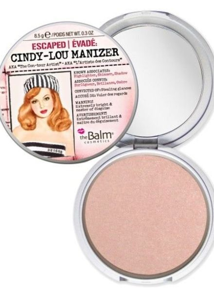 TheBalm TheBalm Cindy-Lou Manizer® Highlighter, Shadow & Shimmer