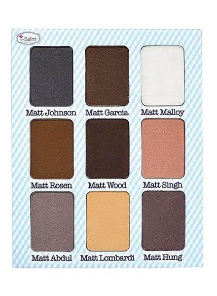 TheBalm theBalm Meet Matt(e) Nude the Nude Matte Eyeshadow Palette