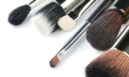 Make up Pinsel und Set
