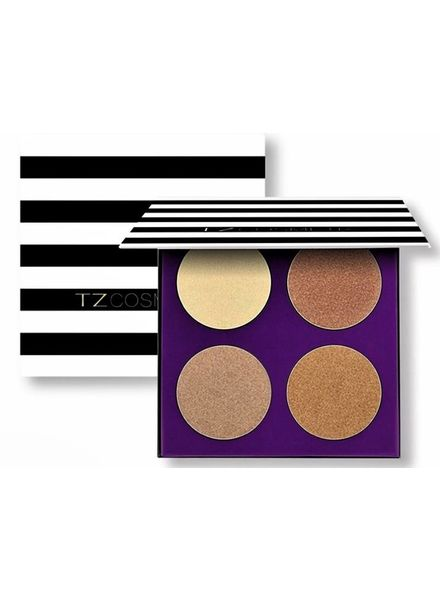 TZ Cosmetics Novo Smokey Eyes Shadows 8Lidschatten # 3 - Copy - Copy