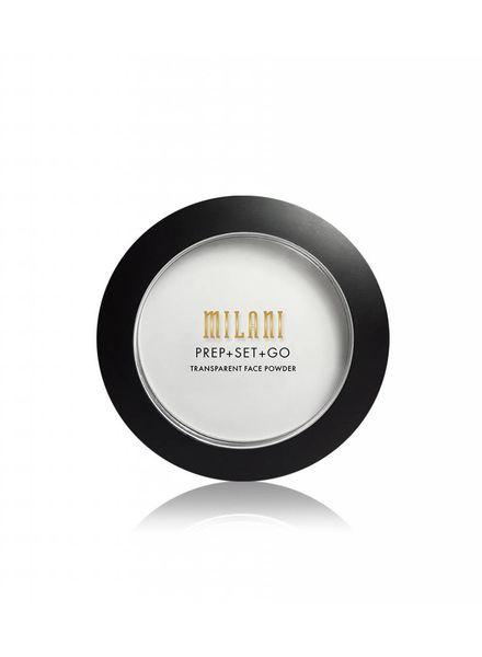 Milani Cosmetics Milani Prep+Set+Go Transparent Face Powder