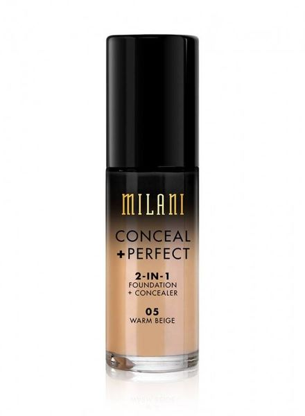 Milani Cosmetics Milani Perfect 2-in-1 Foundation + Concealer