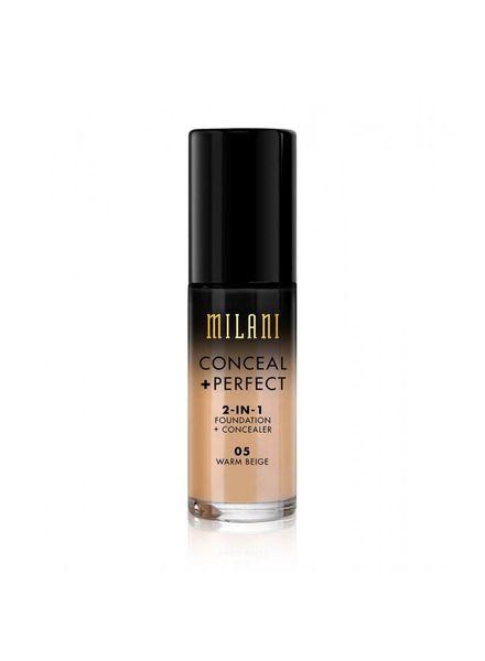 Milani Cosmetics Milani Perfect 2-in-1 Foundation + Concealer