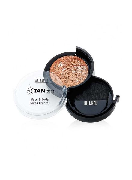 Milani Cosmetics Milani Tantastic Baked Bronzer Gold