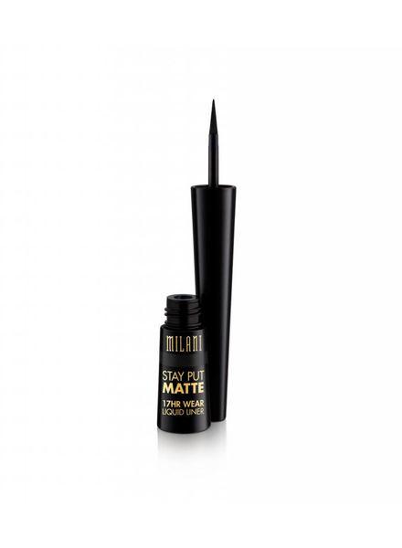 Milani Cosmetics Milani Stay Put Matte Wear Liquid Eyeliner