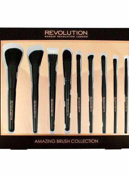 Makeup Revolution Makeup Revolution Kollektion 9 Pinsel