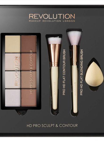 Makeup Revolution Makeup Revolution Geschenkset - Set zur Konturierung