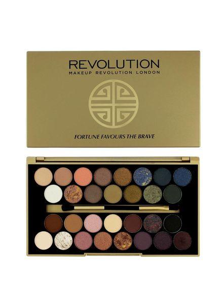 Makeup Revolution Makeup Revolution Limited Eyeshadow Palette Fortune favors the brave