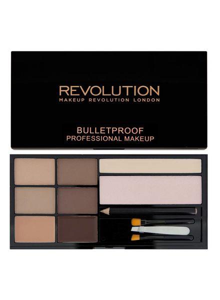 Makeup Revolution Makeup Revolution Ultra Augenbrauen Fair to Medium