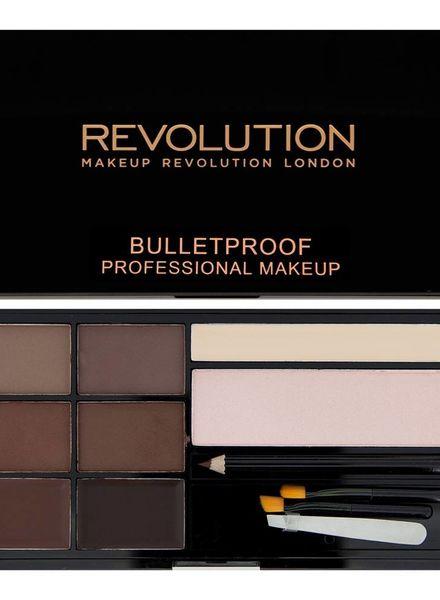 Makeup Revolution Makeup Revolution Ultra Augenbrauen Medium to Dark