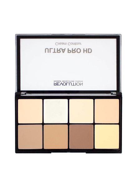 Makeup Revolution Makeup Revolution HD Pro Cream Contour - Fair