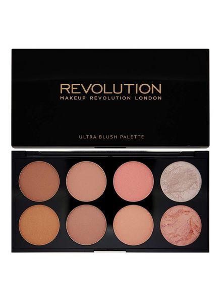Makeup Revolution Makeup Revolution Ultra Blush Palette Hot Spice
