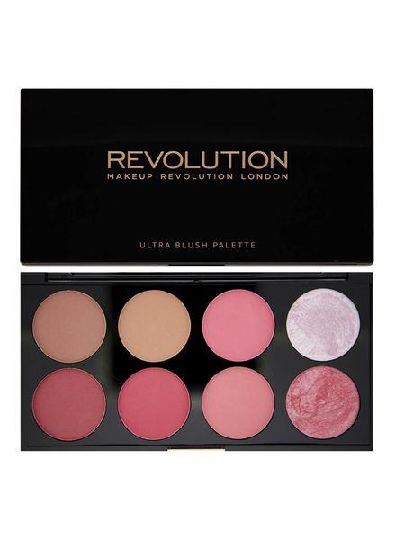 Makeup Revolution Makeup Revolution Ultra Blush Palette - Sugar and Spice