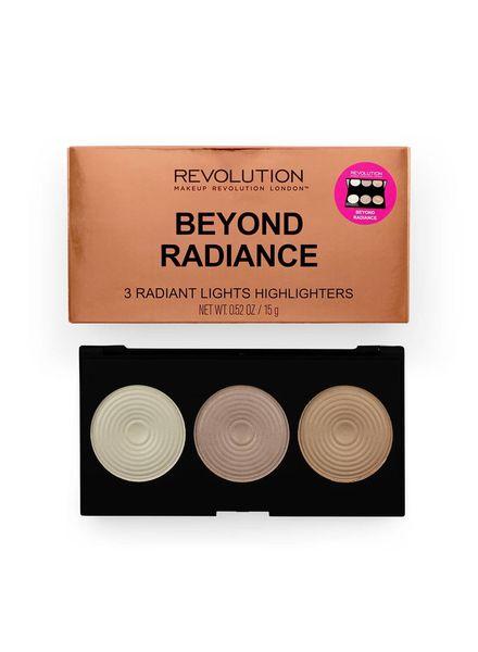 Makeup Revolution Makeup Revolution Highlighter Palette - Beyond Radiance