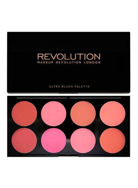 Makeup Revolution Makeup Revolution Blush Palette - All About Cream